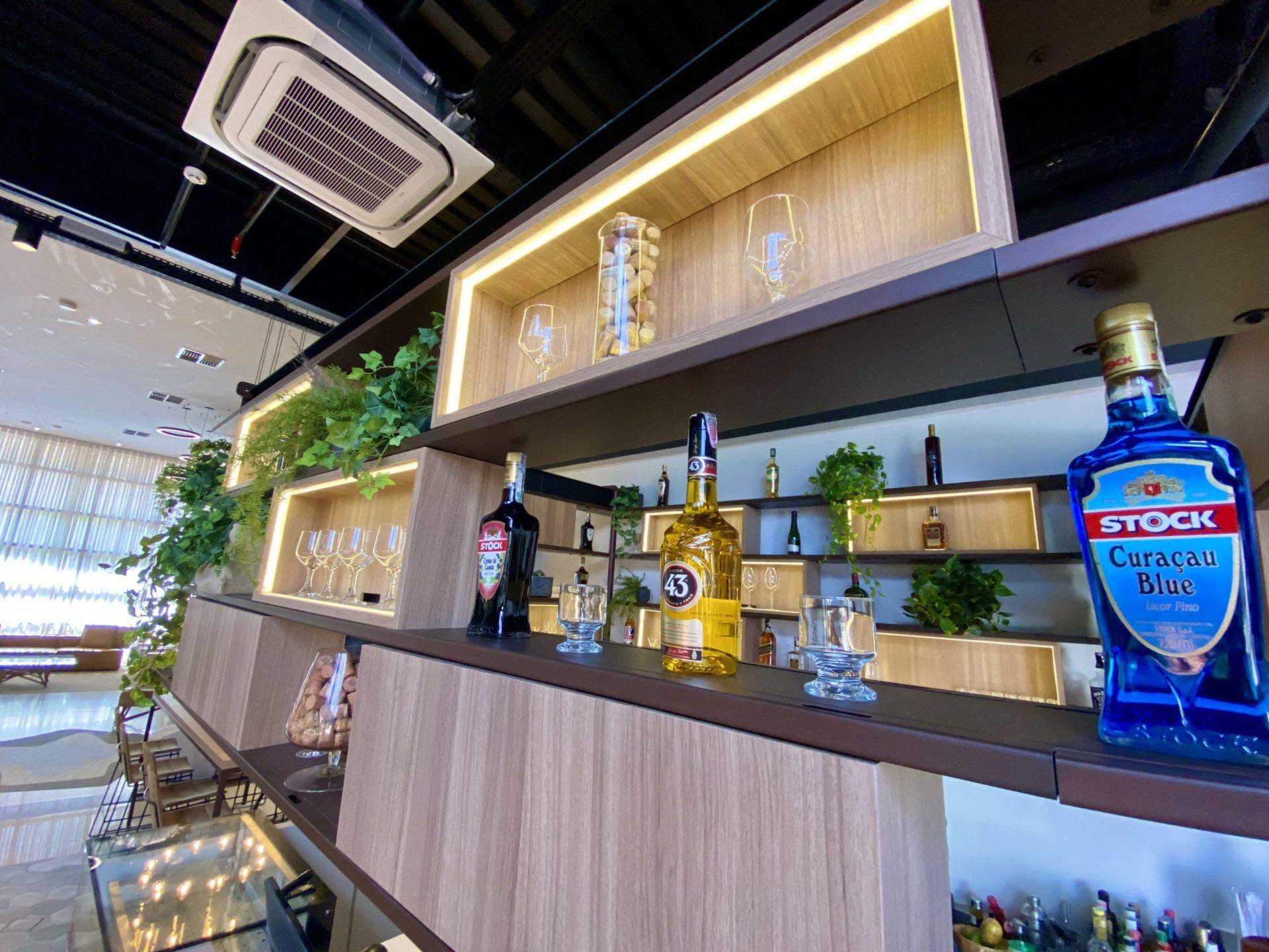 Grand Mercure sp Itaim Bibi bebidas alcoólicas