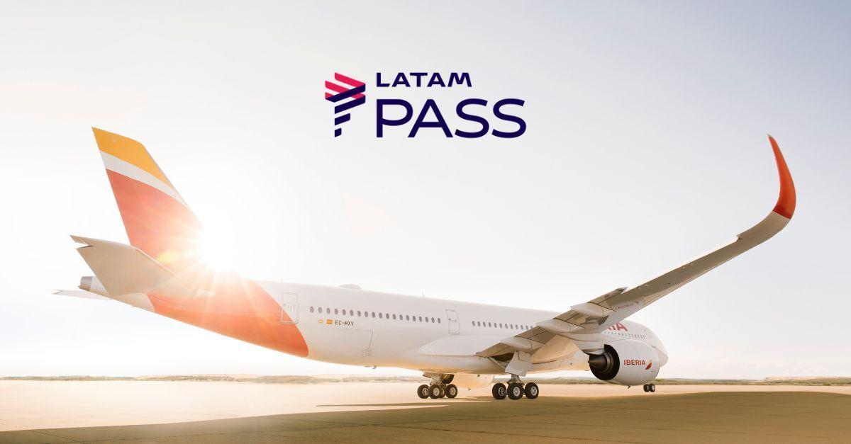 LATAM Pass Iberia