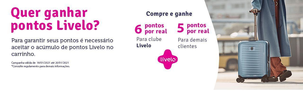 Livelo Victorinox 6 pontos