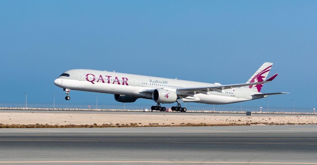 Qatar Airways Arábia Saudita
