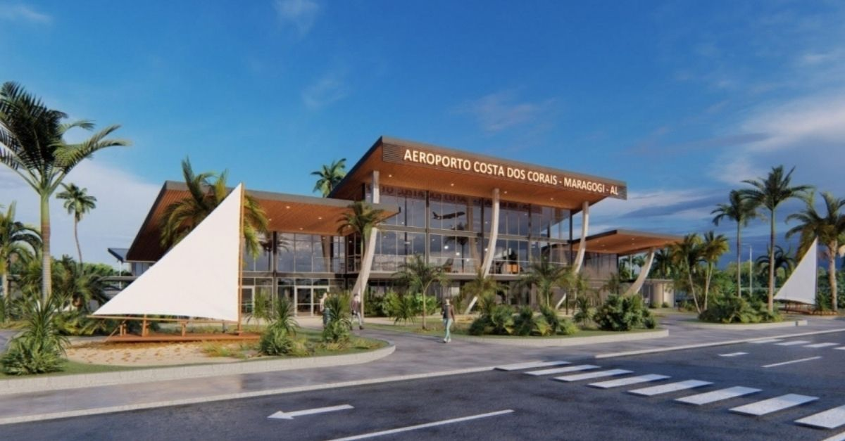Aeroporto Costa dos Corais Maragogi