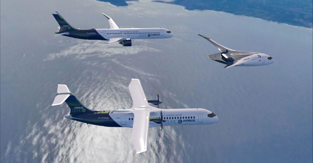 Airbus energias sustentáveis