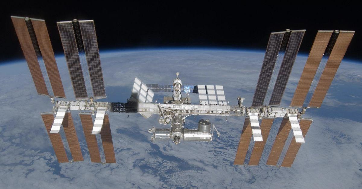 ISS superfície anti-vírus Boeing