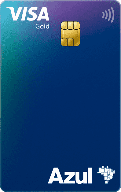 azul itaucard gold