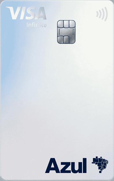azul itaucard infinite