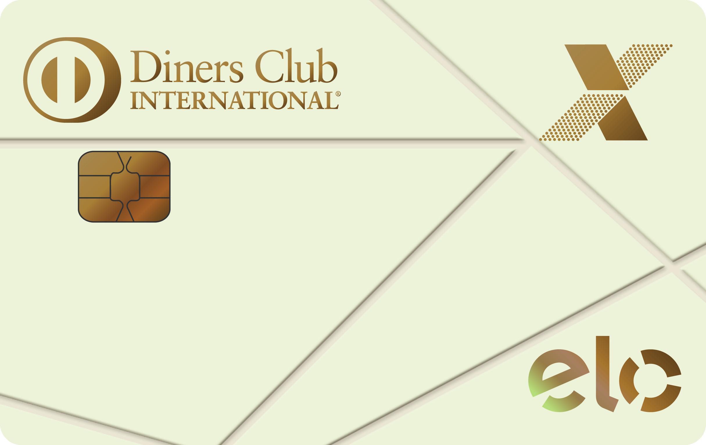 Caixa Elo Diners Club