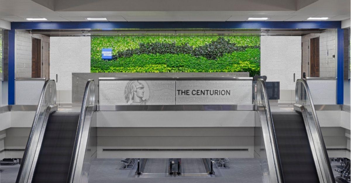 Centurion Lounge Denver