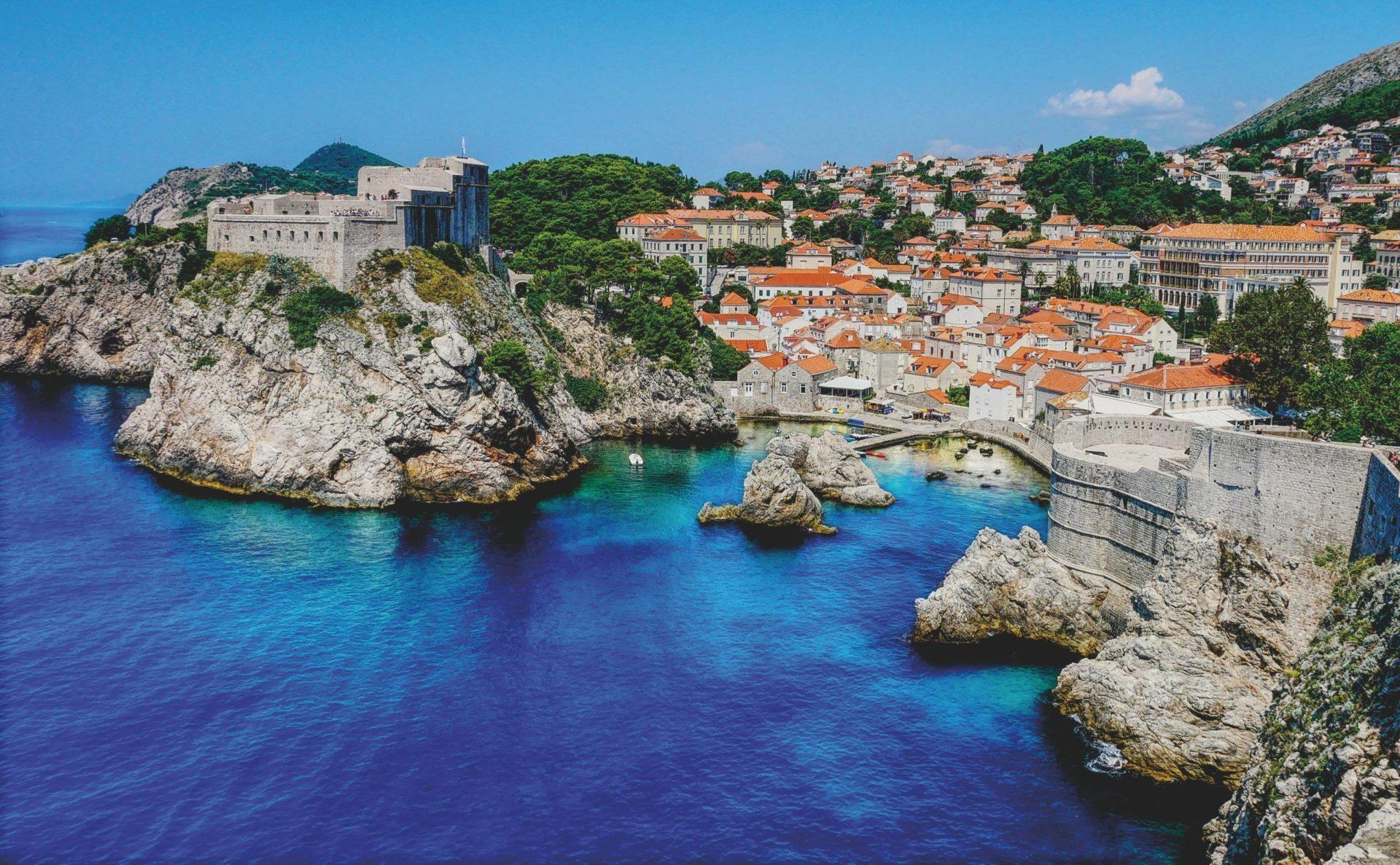 Croácia visto nômades digitais