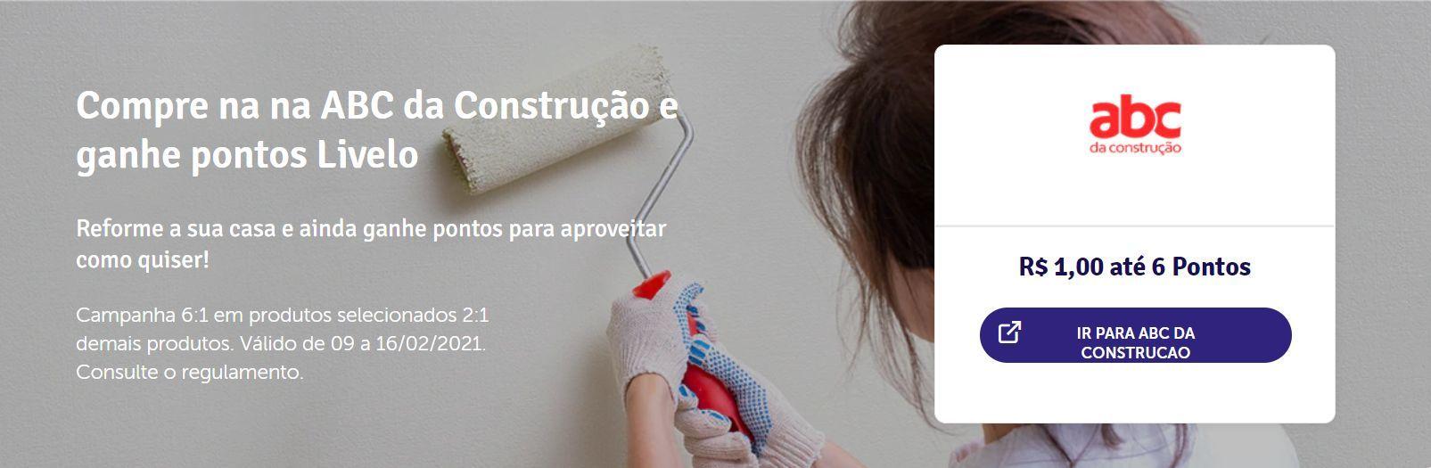 Livelo ABC Construção