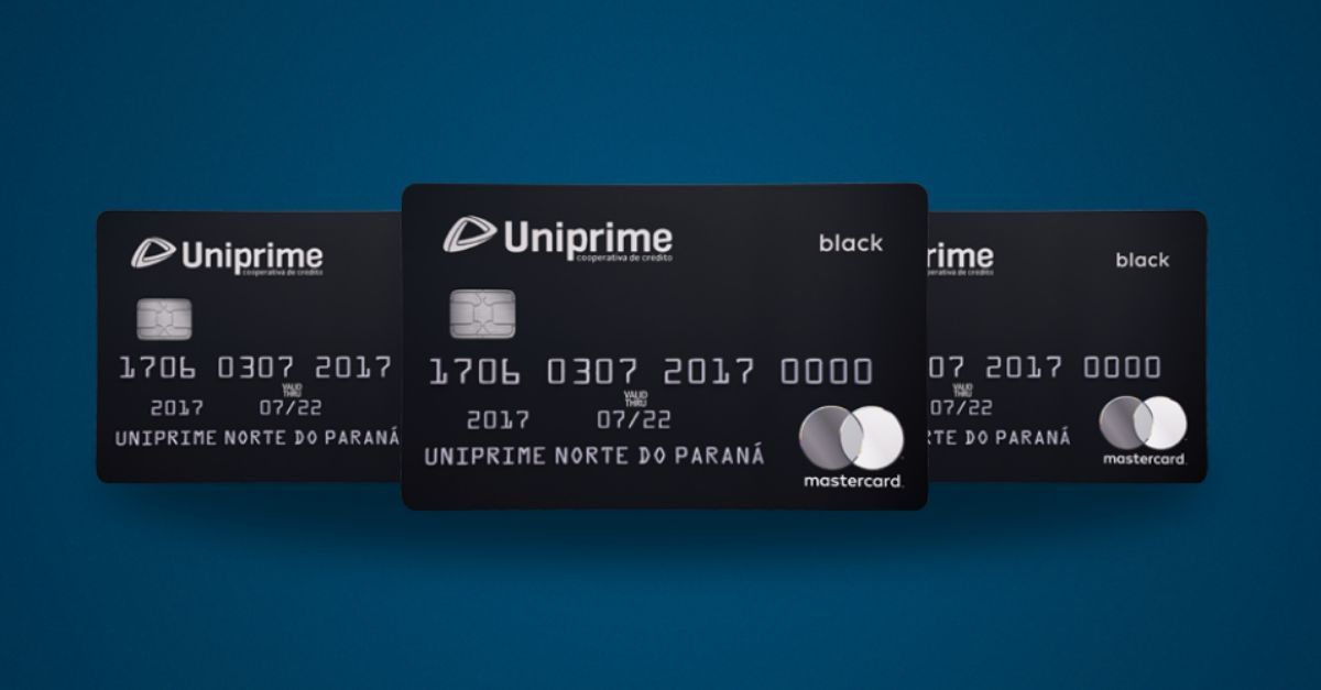 Uniprime Mastercard Black pontos