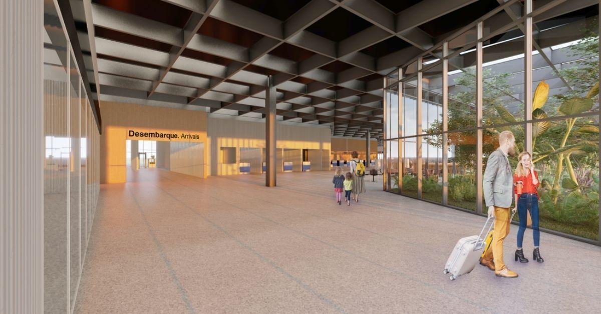 Aeroporto de Macaé Terminal