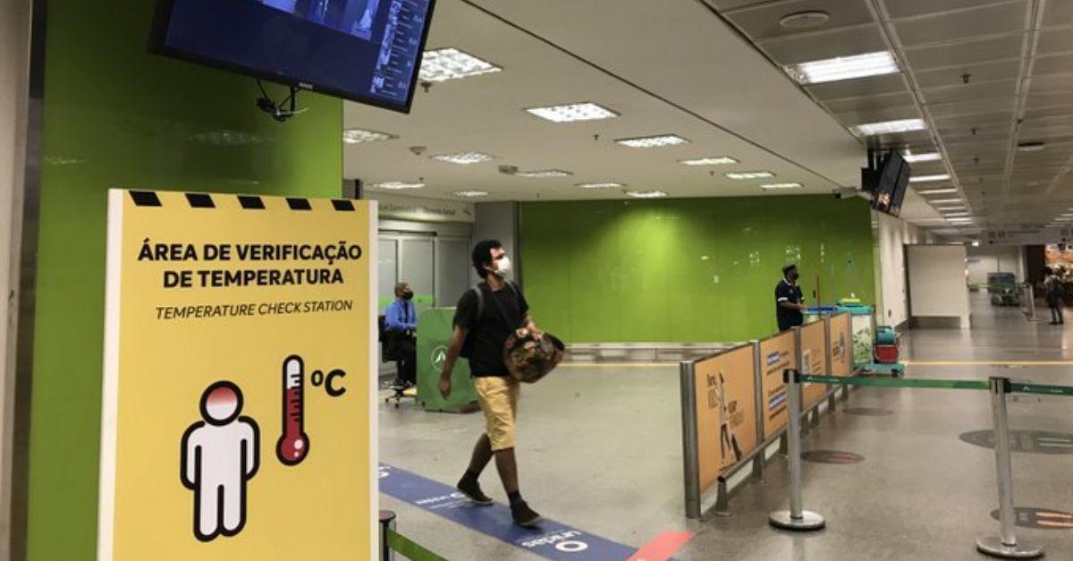Aeroporto Brasília Câmera