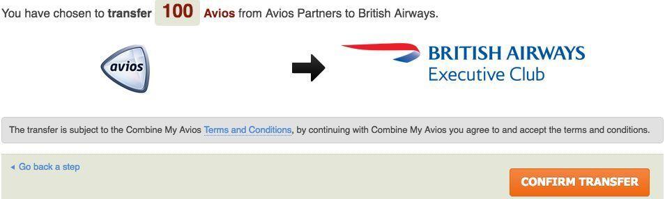 conta familia british airways executive clube