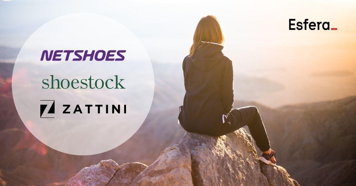 Esfera Netshoes Shoestock Zattini
