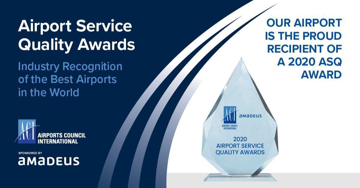 Melhores Aeroportos de 2020