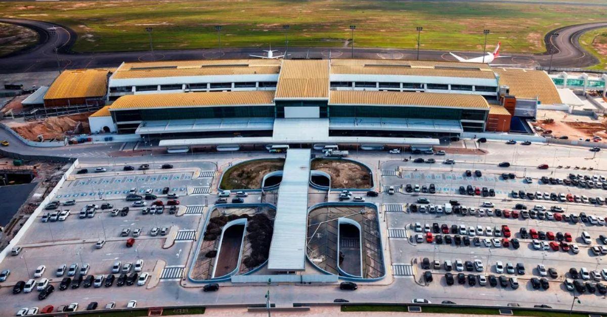 Manaus aeroporto