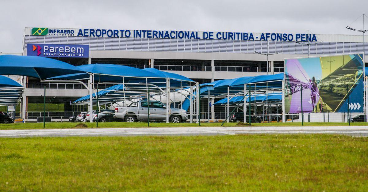 Aeroporto Curitiba terceira pista