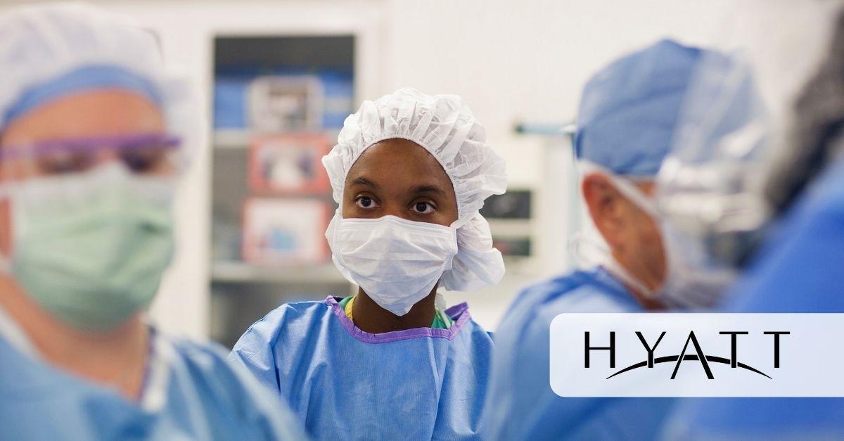 Hyatt desconto profissionais saúde