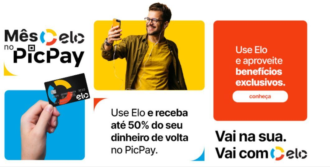 Elo PicPay cashback