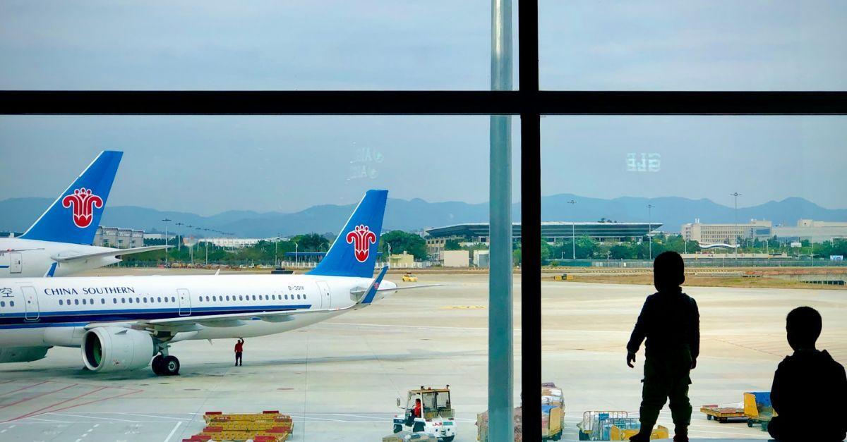 Aeroportos Guangzhou Baiyun