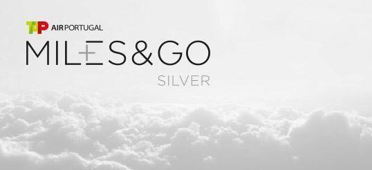 tap miles&go silver