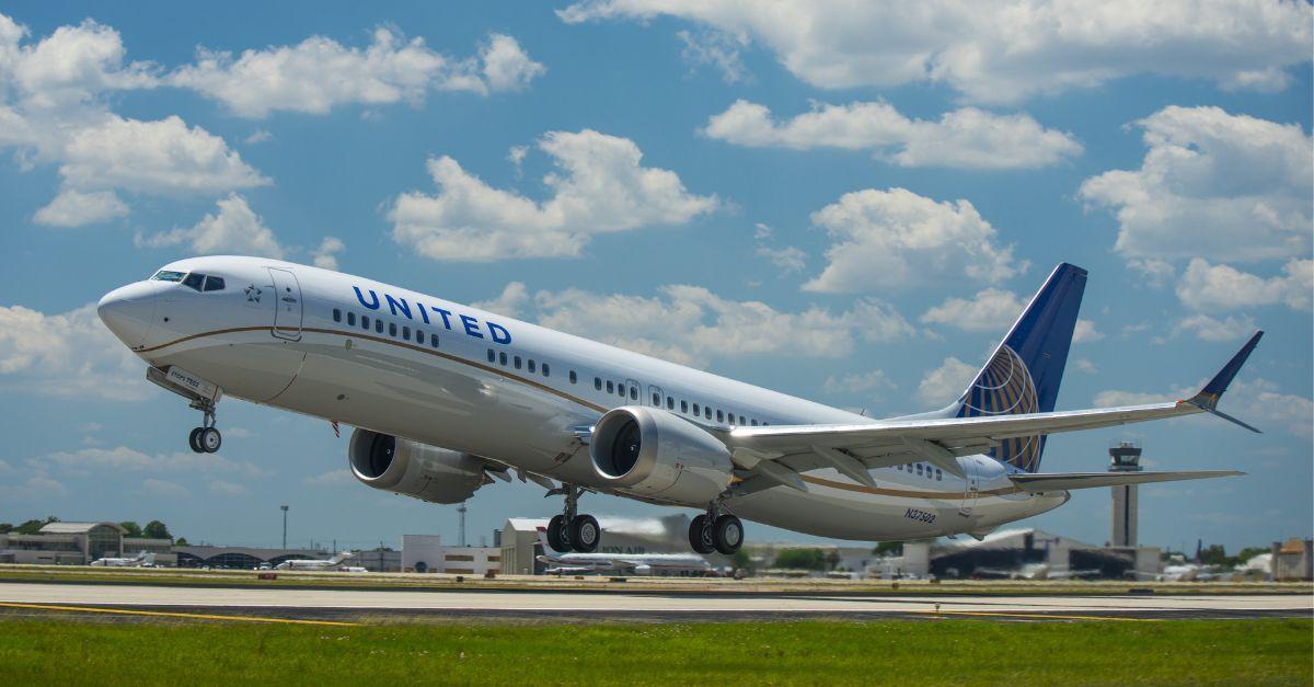 United 737MAX alterações gratuitas