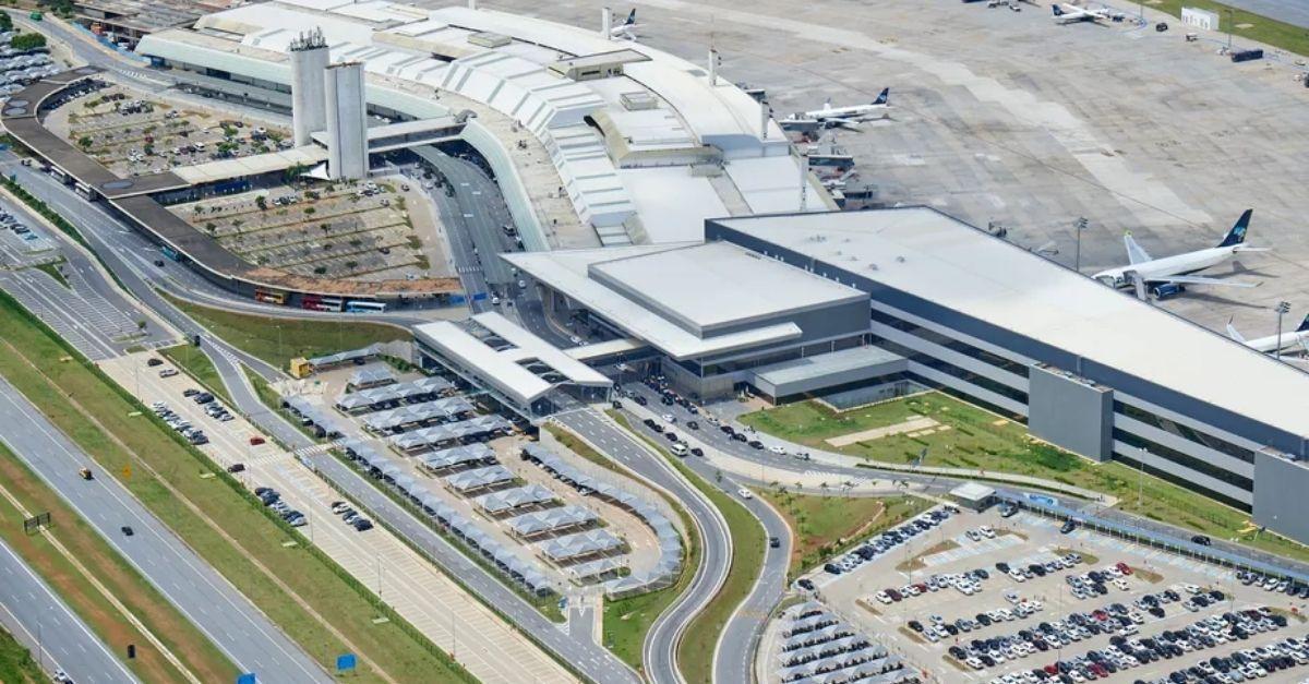 Aeroporto Internacional de Belo Horizonte Confins