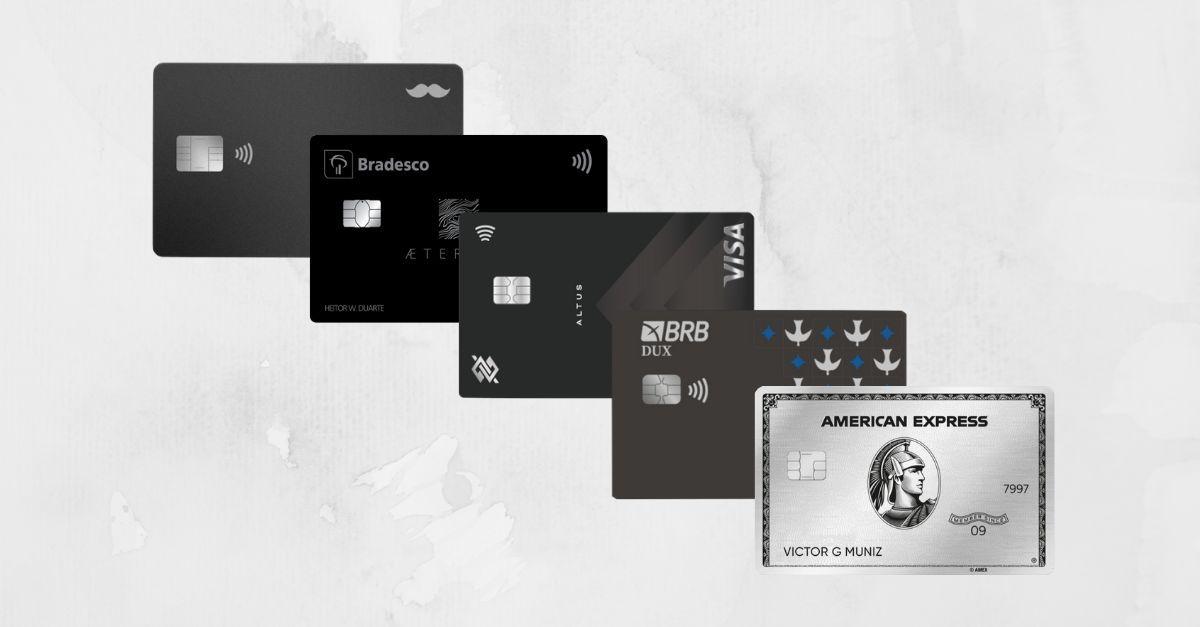 cartão crédito metal Brasil