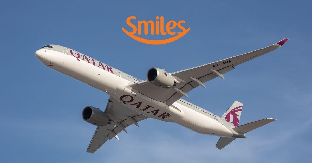 Qatar Smiles fim parceria