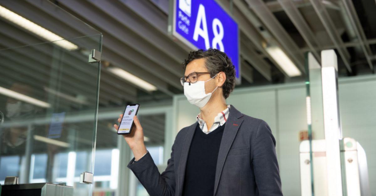 British IATA Travel Pass