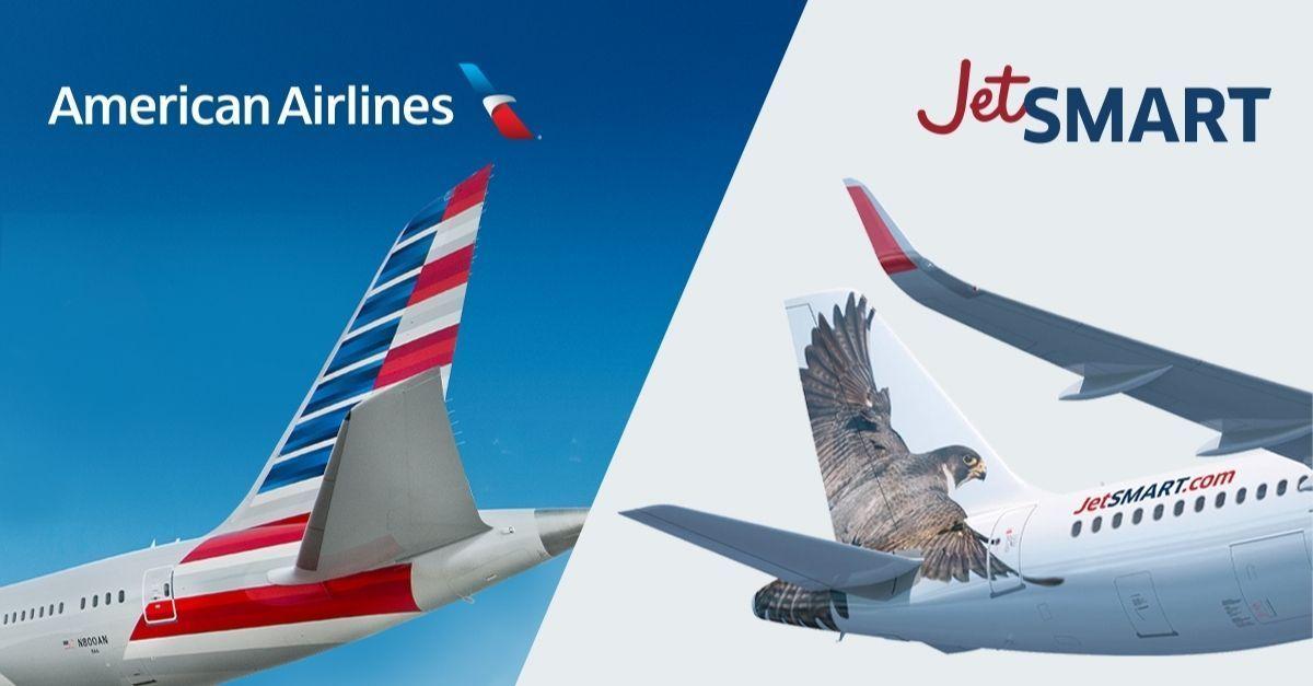 American Ailrines JetSMART