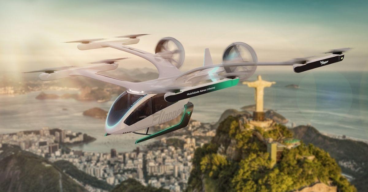 EVE Embraer Brasil