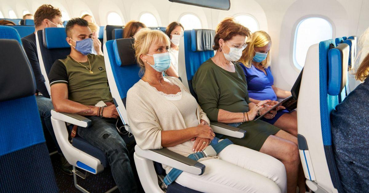 KLM checagem documentos