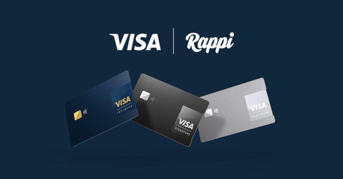 Visa Rappi Prime