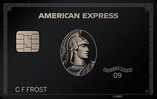 Santander American Express The Centurion Card
