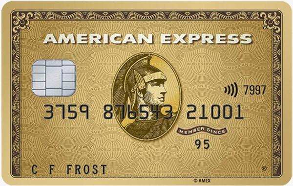 Santander American Express Gold Card