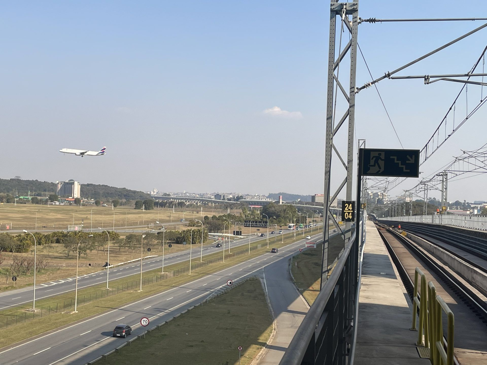 Trem Aeroporto Guarulhos