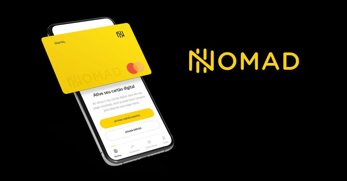 cartão nomad europa