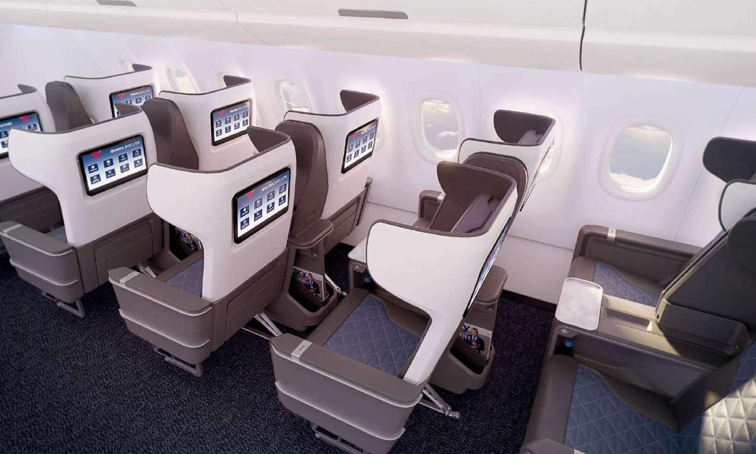 Delta encomenda A321neo