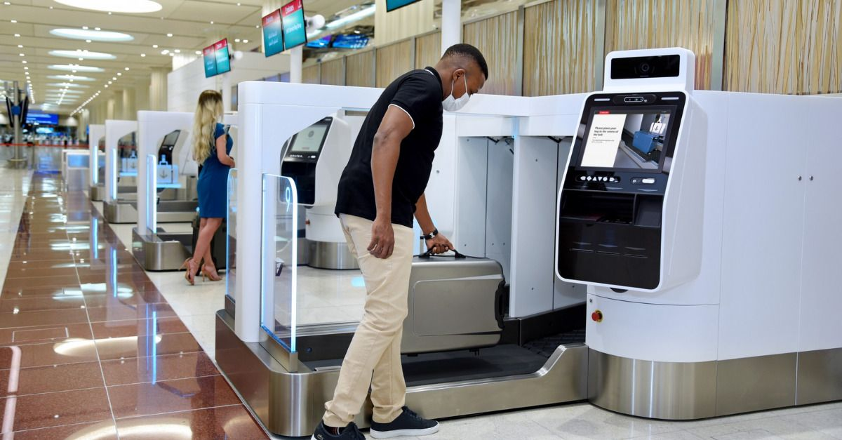 Emirates África bagagem