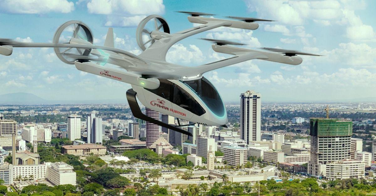 eVTOL Fahari Aviation