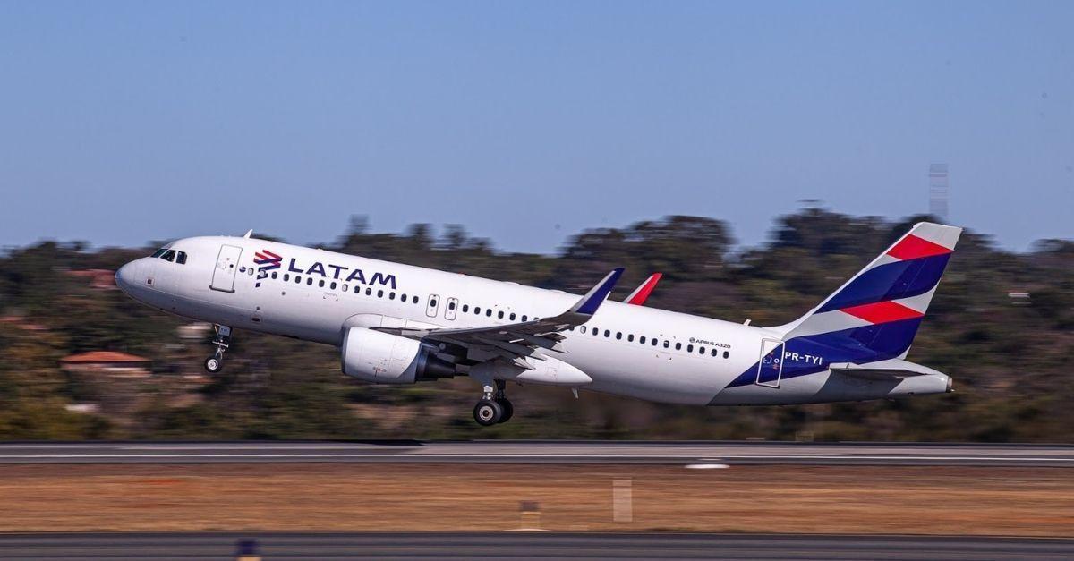 LATAM voos Teresina São Luís