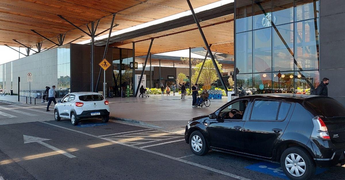 Uber Aeroporto Florianópolis