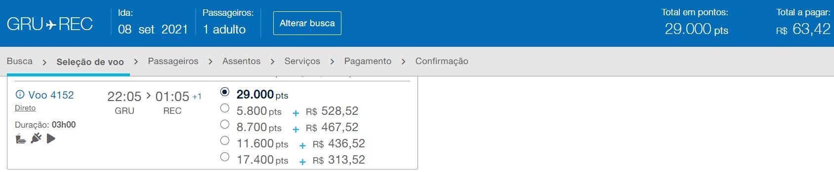 valor milhas pontos bancos