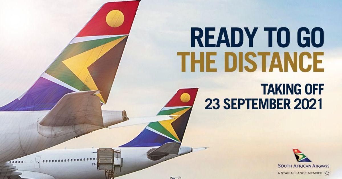 South African Airways operações