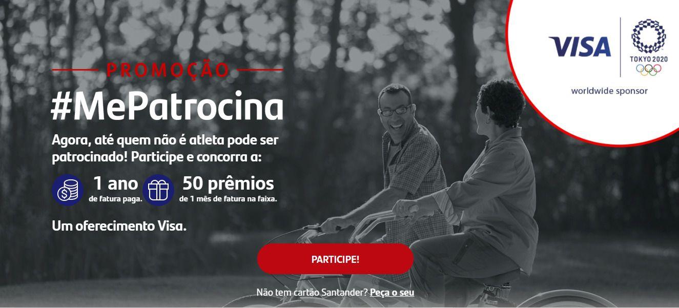 Santander prêmios