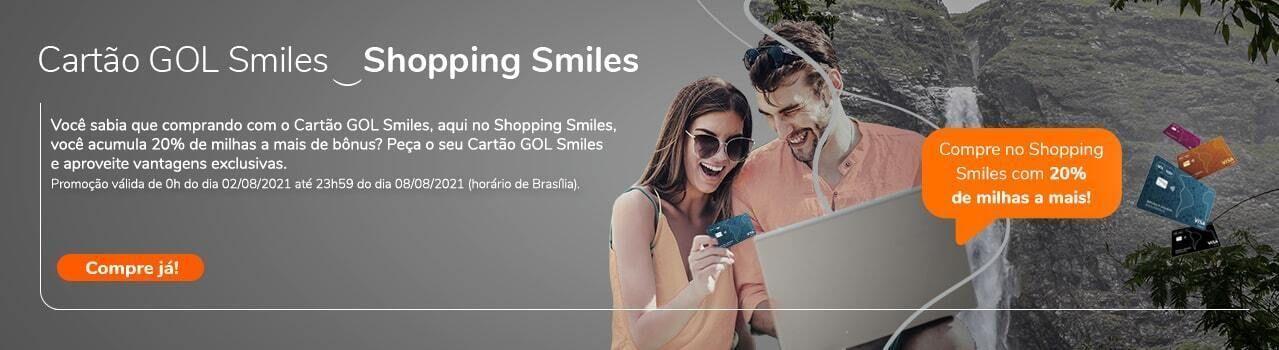 Shopping Smiles cartão