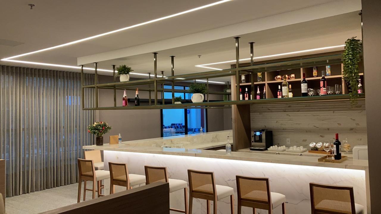 sala VIP aeroporto goiânia