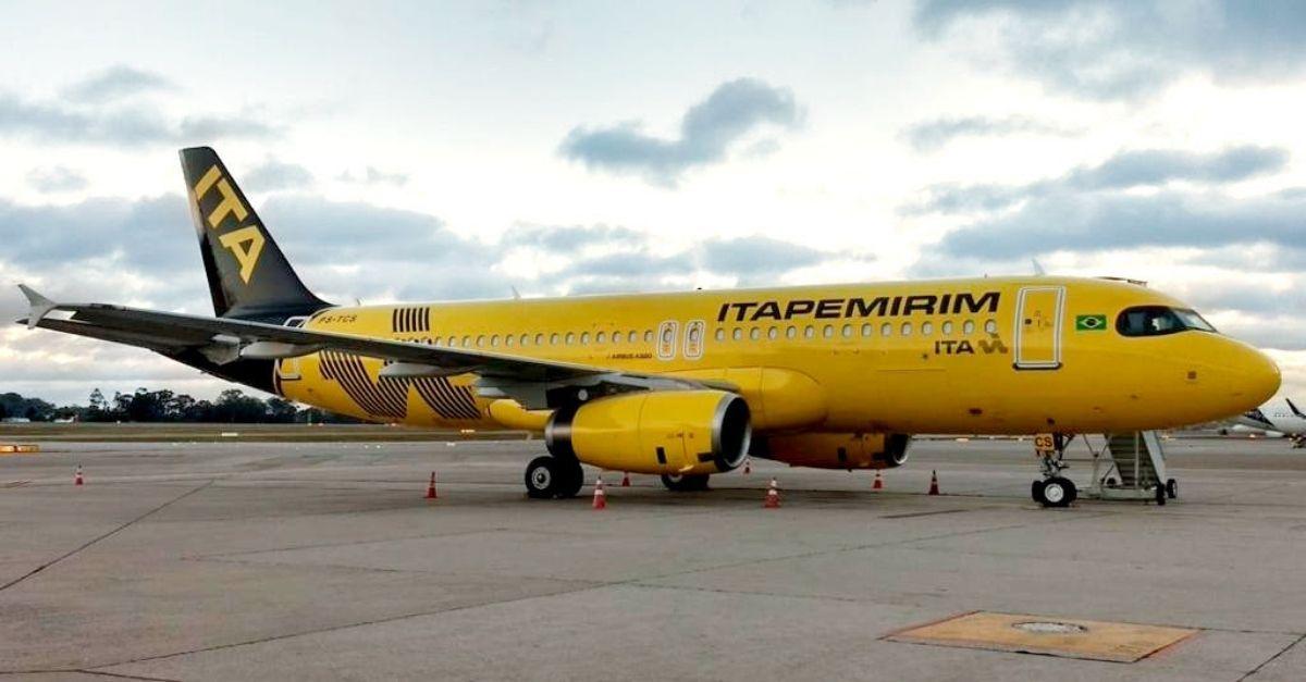 Airbus A320 ITA