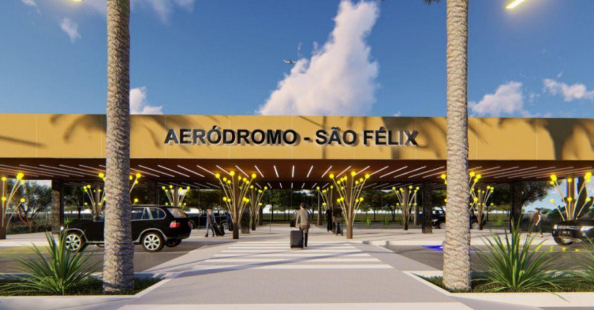 Aeroporto governo Tocantins